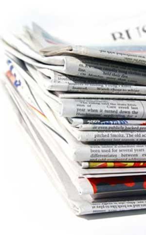 Rassegna stampa giornali nazionali ed internazionali